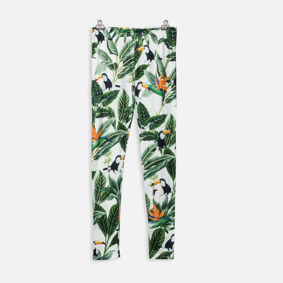 Legging Tropical Toucan