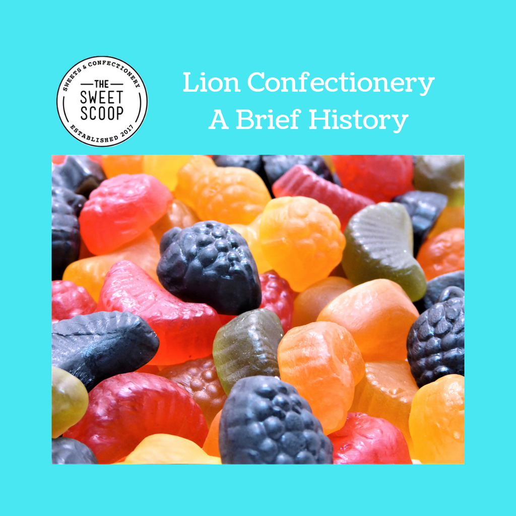 Lion Confectionery - A Brief History by The Sweet Scoop