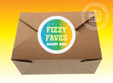 fizzy faves sweet box