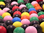 multicoloured gobstoppers