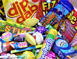 the old school retro mix sweets