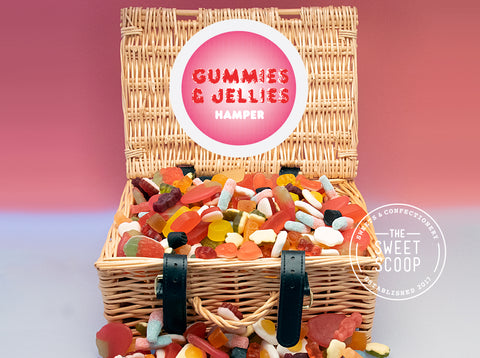 gummies & jellies sweet hamper
