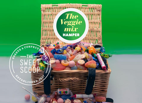 vegetarian sweets hamper