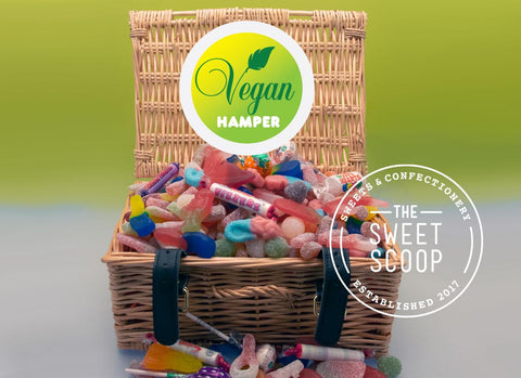 vegan sweets hamper
