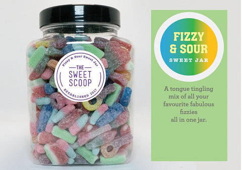 fizzy & sour sweet jar