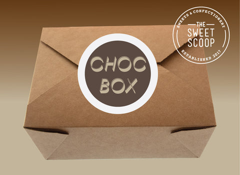 choc sweet box