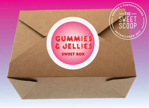 gummies & jellies sweet box