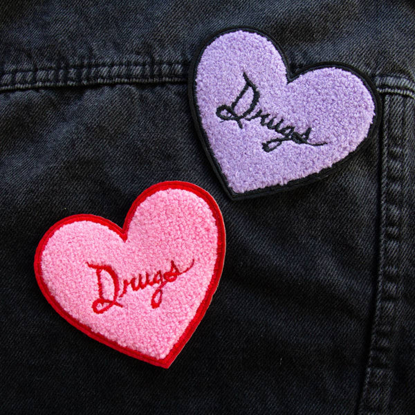 Drugs Heart Patch