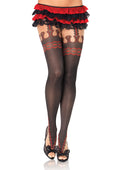 Marquee print spandex sheer pa - Darkest Hour Apparel
