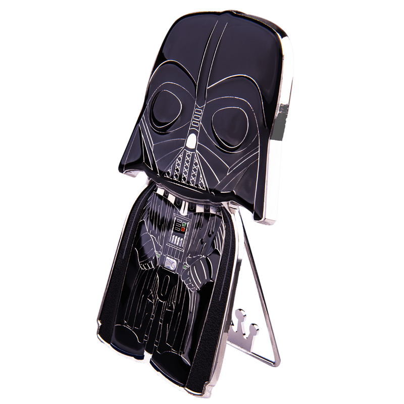 Funko Pop! Pins: Star Wars - Large Enamel Pin – Darth Vader - Darkest Hour Apparel