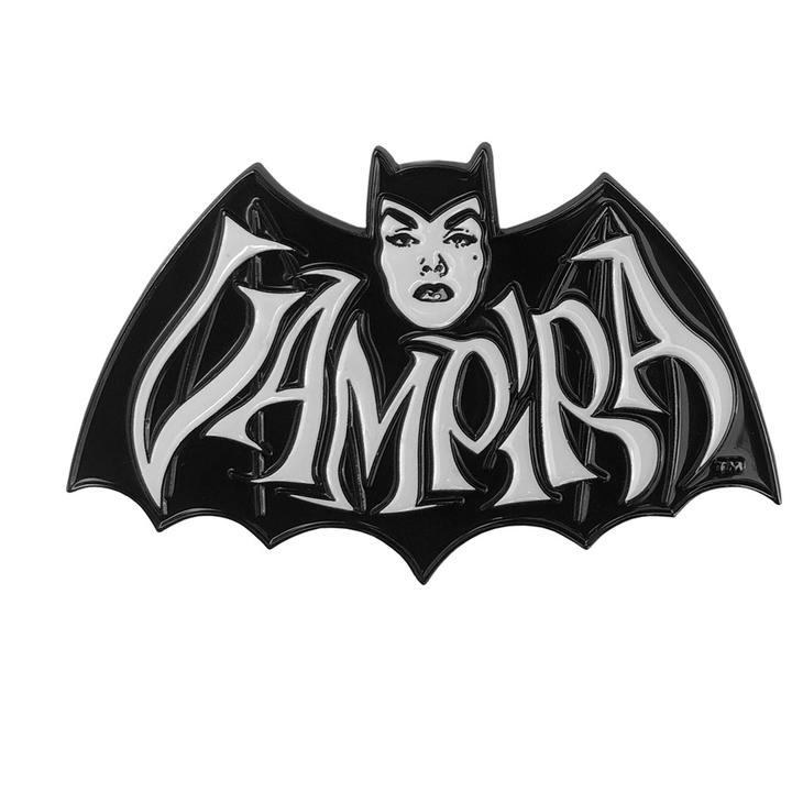 Official Vampira Lapel Pin - Darkest Hour