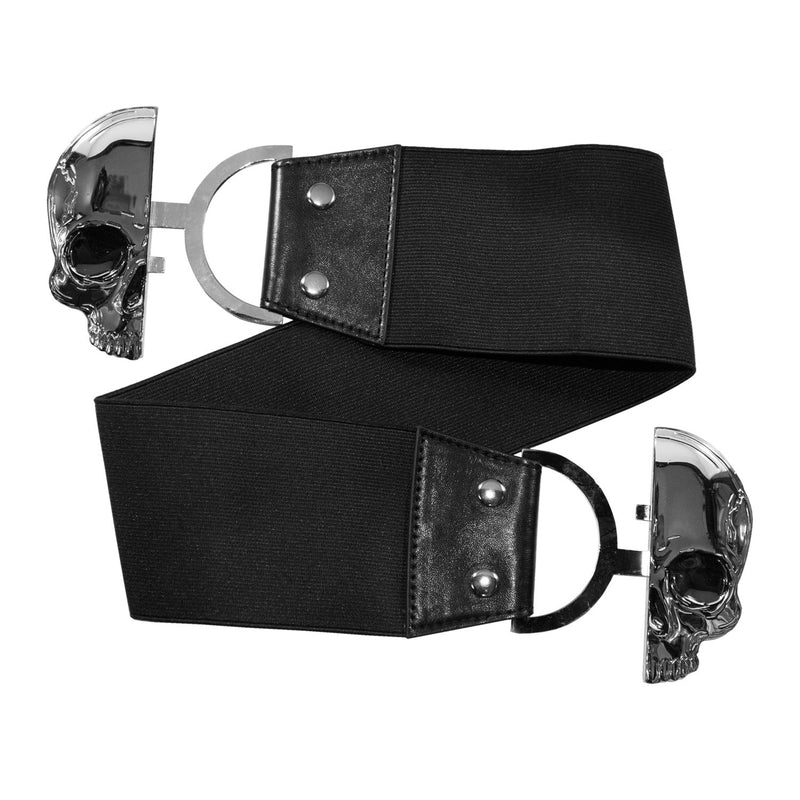 Skull Elastic Belt - Darkest Hour