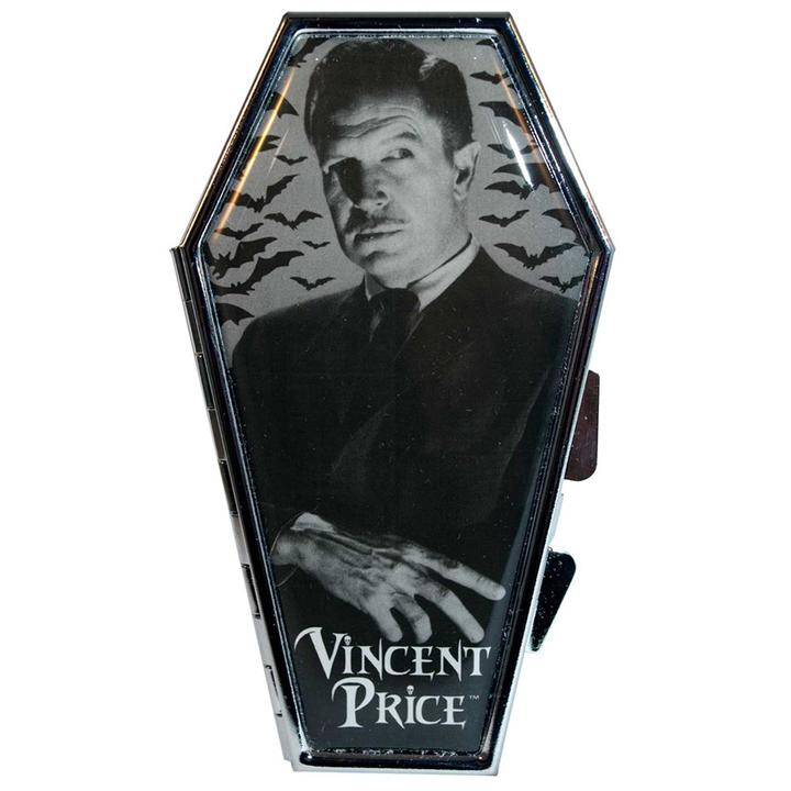 Vincent Price Mirror Compact - Darkest Hour