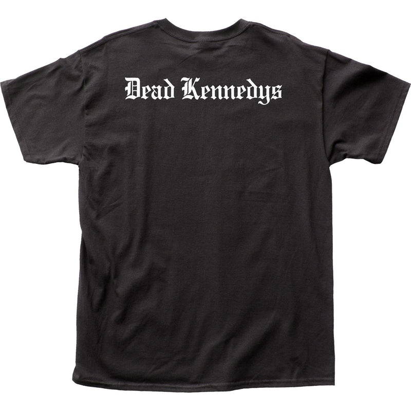 Dead Kennedys Logo w/ Back Print adult tee - Darkest Hour Apparel