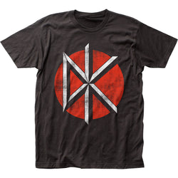Dead Kennedys Distressed Logo fitted jersey tee