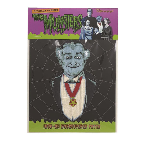 Grandpa Munster- Patch