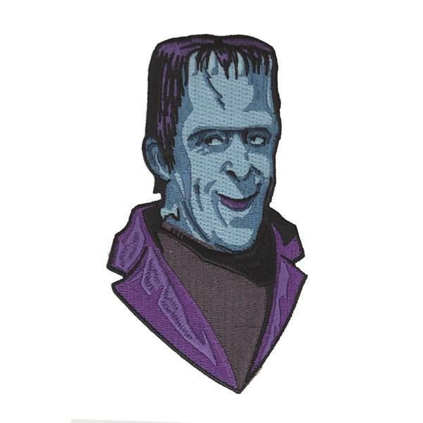Herman Munster- Patch - Darkest Hour Apparel