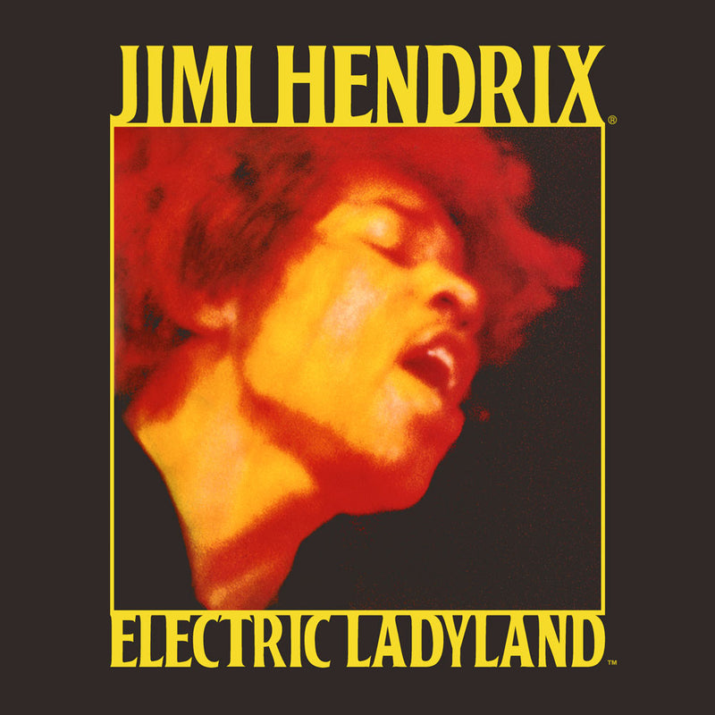 Jimi Hendrix Electric Ladyland fitted jersey tee - Darkest Hour Apparel