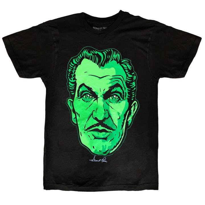 Vincent Price Tee - Darkest Hour