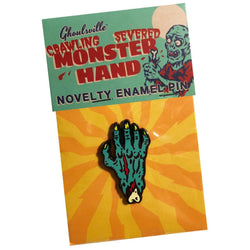 Severed Monster Hand - Enamel Pin