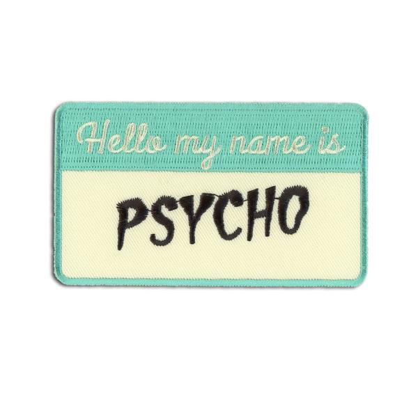 My name is Psycho - Patch