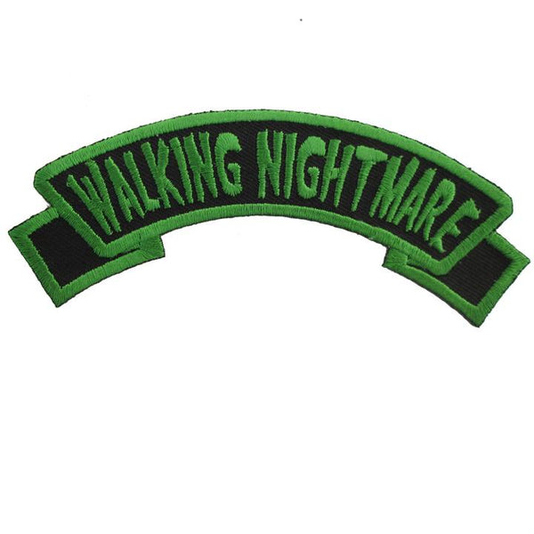 Highly Adhesive Walking Nightmare Patch - Darkest Hour
