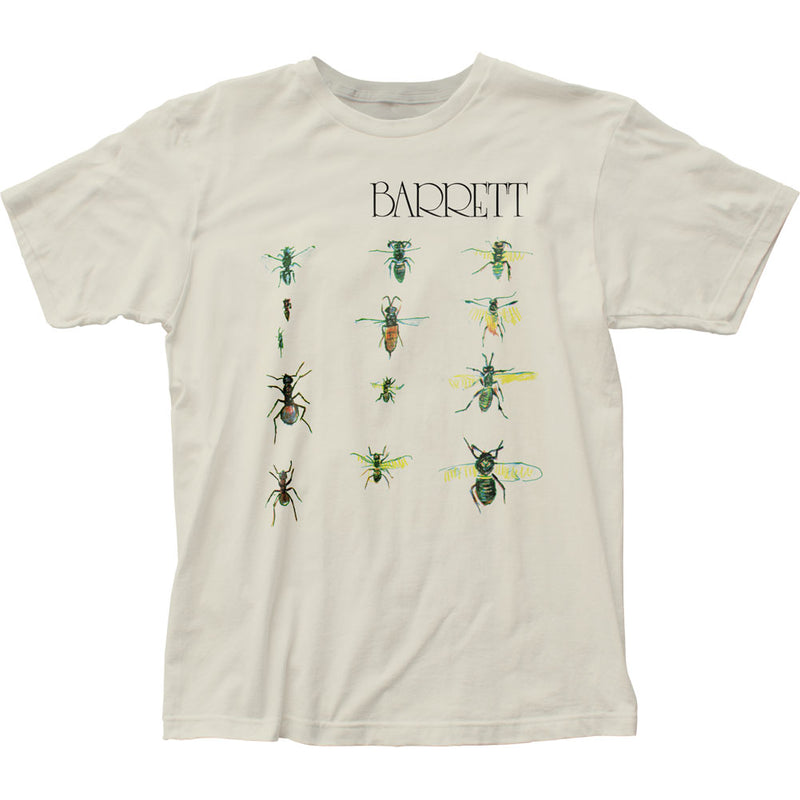 Syd Barrett Barrett fitted jersey tee - Darkest Hour Apparel