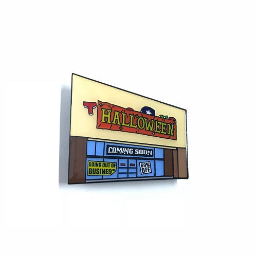 Halloween Coming Soon Pin