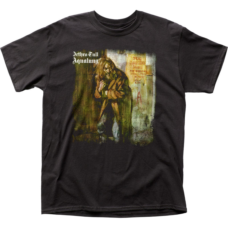 Jethro Tull Aqualung adult tee - Darkest Hour Apparel