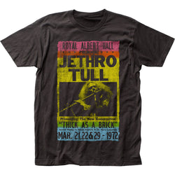 Jethro Tull Royal Albert Hall fitted jersey tee