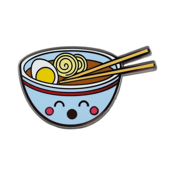 Tasty Ramen – Super Kawaii Food Enamel Pin