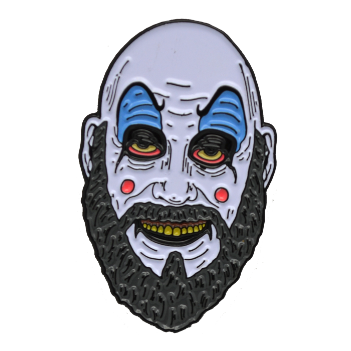 House of a 1000 corpses Captain Spaulding - Darkest Hour Apparel