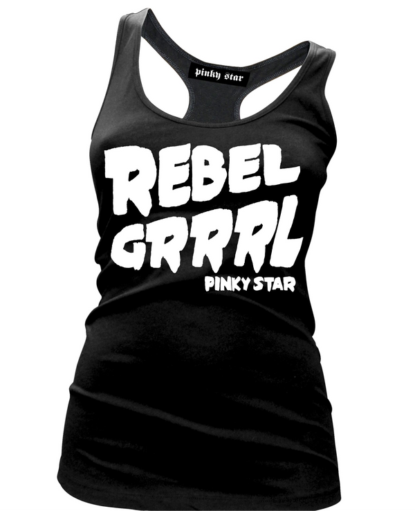 REBEL GRRRL TANK