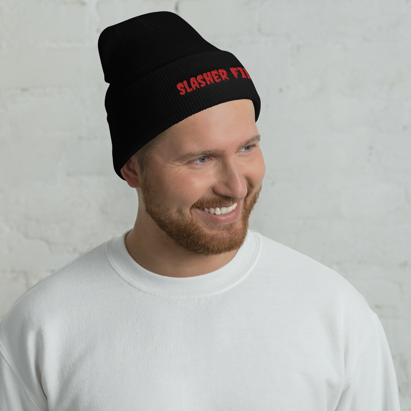 Slasher FIlms- Beanie