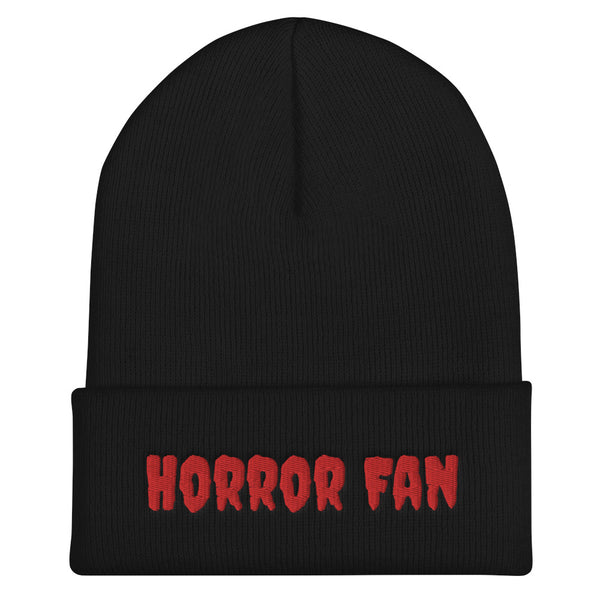 Horror Fan - Cuffed Beanie