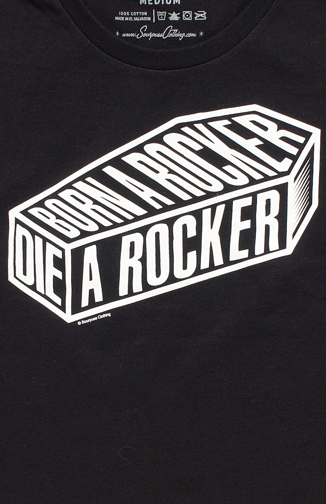 Die A Rocker Tank - Darkest Hour Apparel