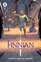 Load image into Gallery viewer, Finnian and the Seven Mountains #4