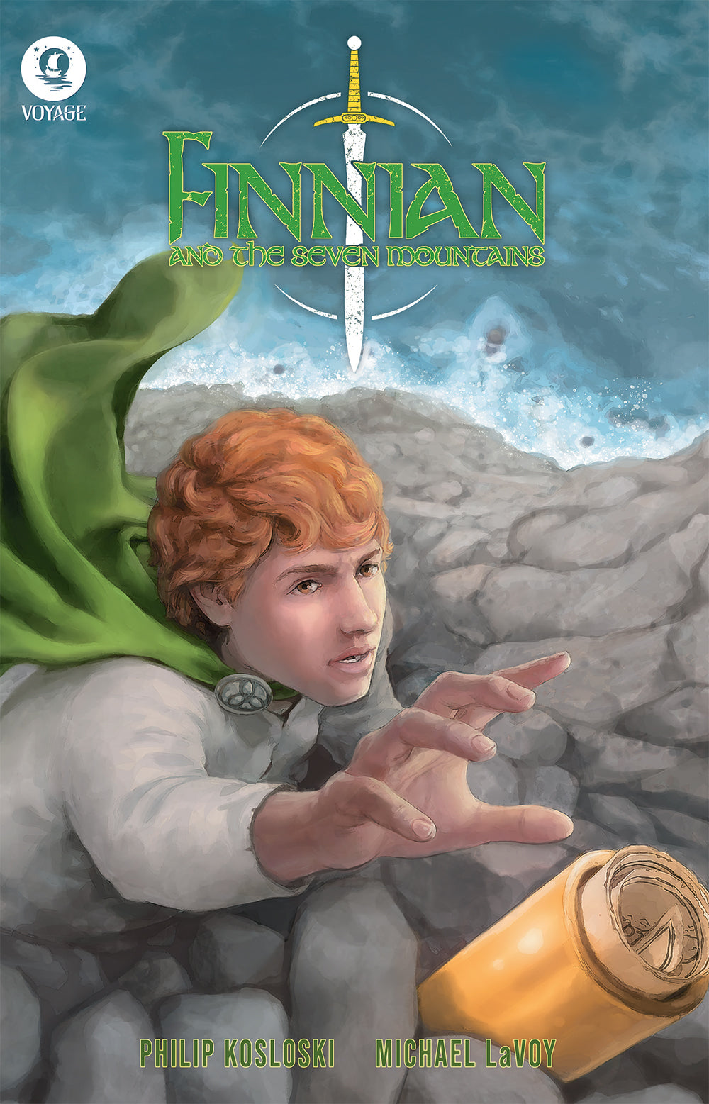 Finnian and the Seven Mountains Volume I: Issues 1-4