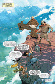 Finnian and the Seven Mountains #4