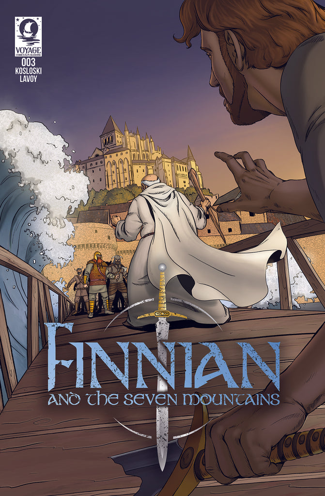 Scratched and Dented: Finnian and the Seven Mountains #3