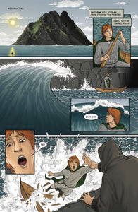 Finnian and the Seven Mountains #1
