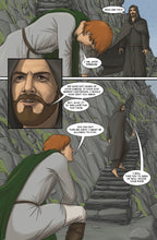 Load image into Gallery viewer, Finnian and the Seven Mountains #1