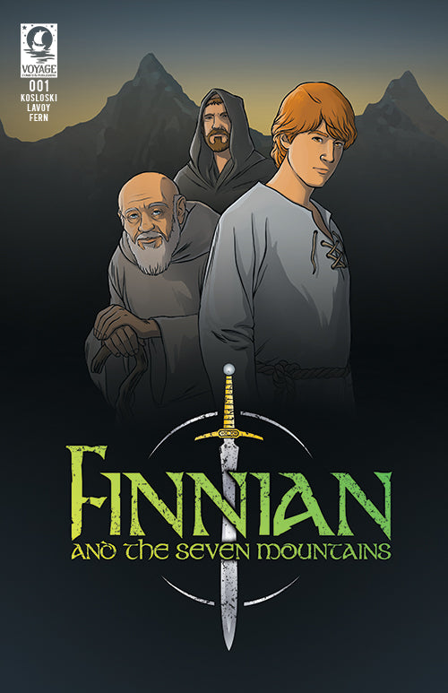 Scratched and Dented: Finnian and the Seven Mountains #1