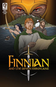 Finnian and the Seven Mountains Series (Bundle): Issues 1-3