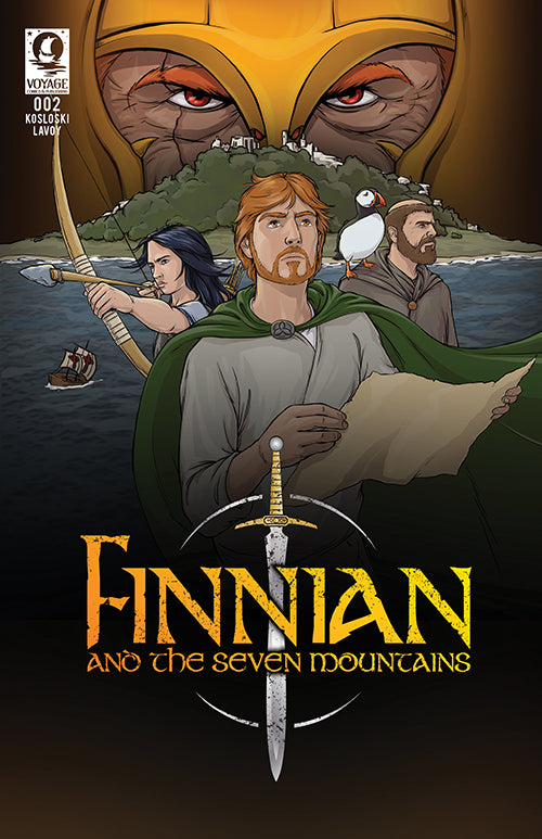 Scratched and Dented: Finnian and the Seven Mountains #2
