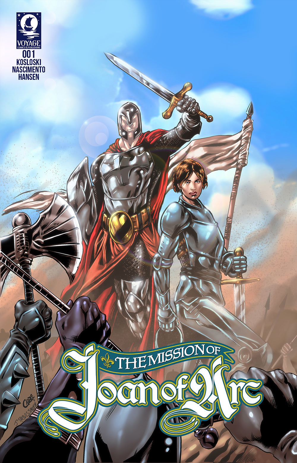 The Mission of Joan of Arc #1 (Digital Download)