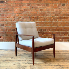 Load image into Gallery viewer, 1960's Danish Armchair Angle