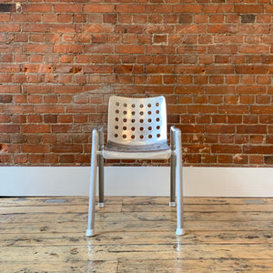 Landi Chair by Hans Coray  Front