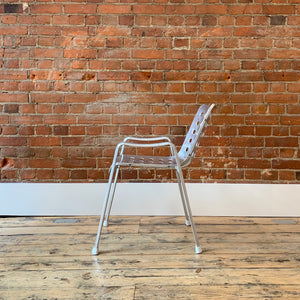 Landi Chair by Hans Coray  Side