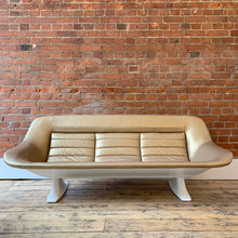 Load image into Gallery viewer, Lurashell Space Age Sofa Front